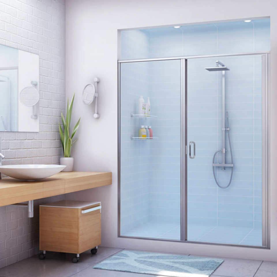DIY Shower Doors Albuquerque