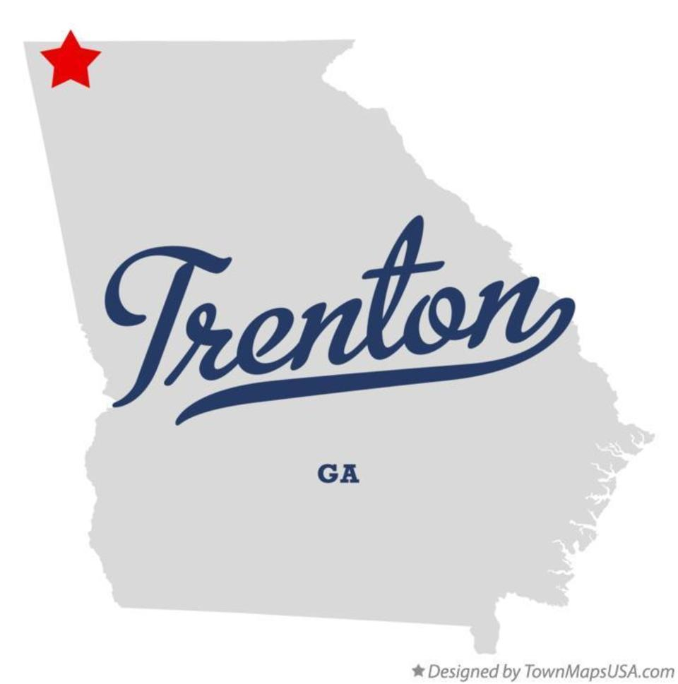 Map of trenton ga20160929 30987 57ut7g