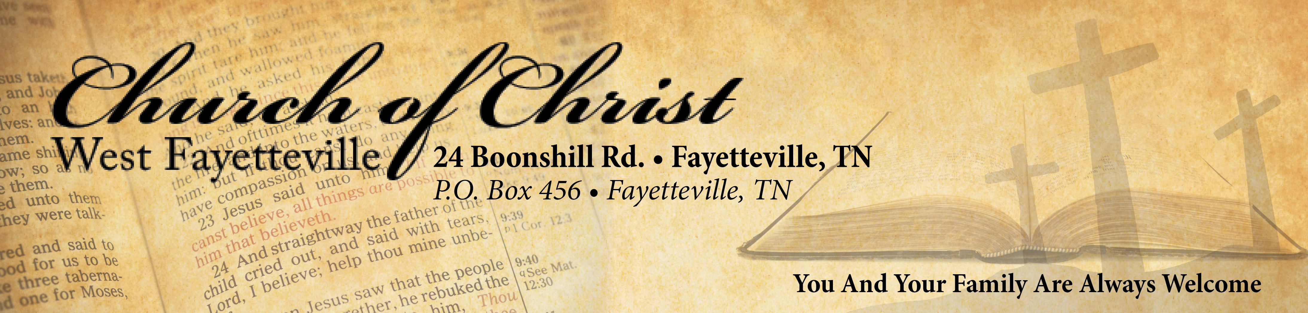 West Fayetteville Church of Christ