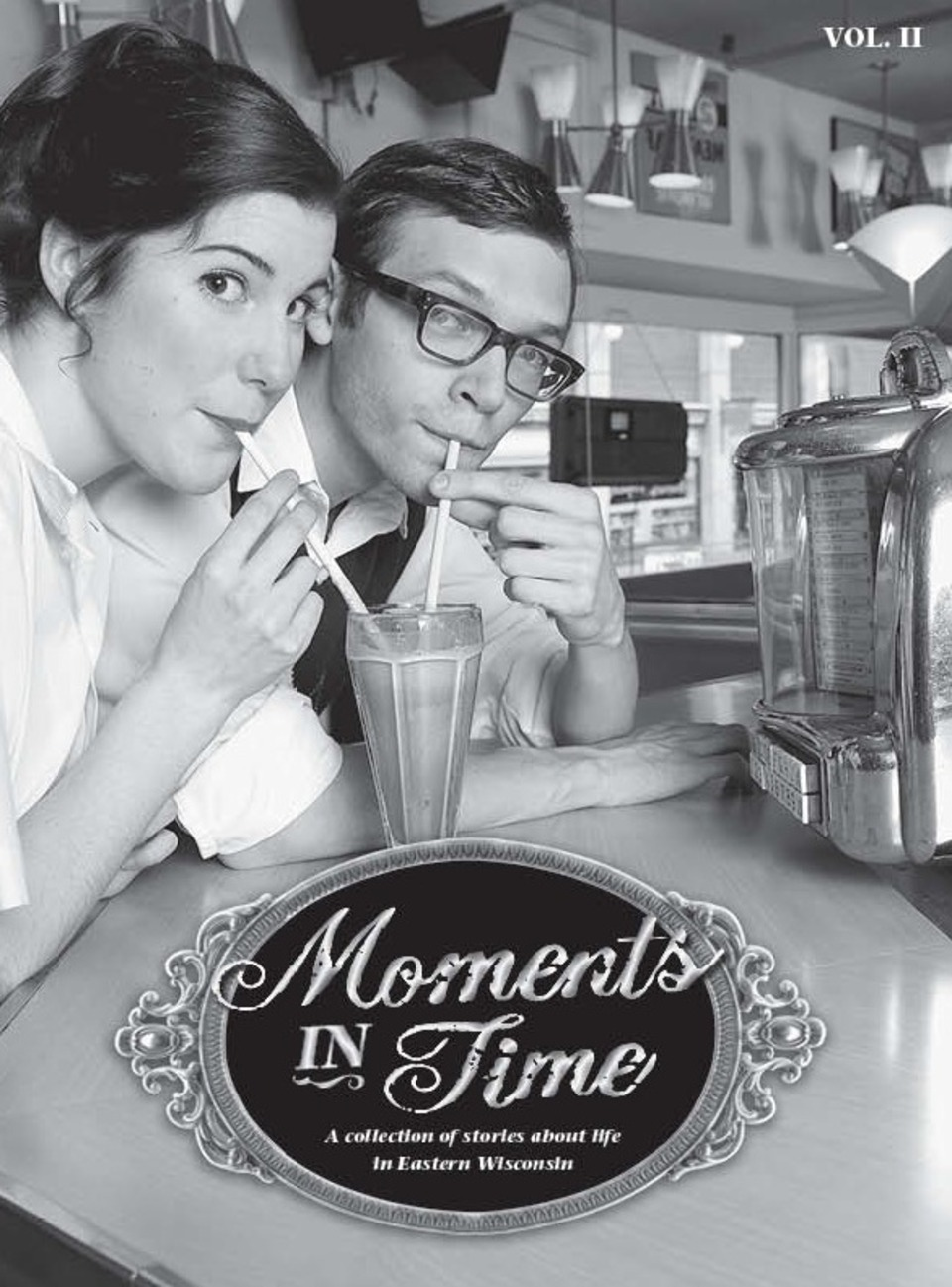 Moments in Time - in BOOK FORM!