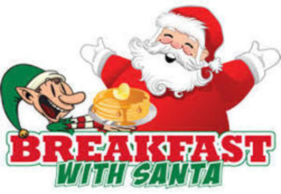 Breakfast with SantaDecember 2, 20178:30AM - 11:00AM