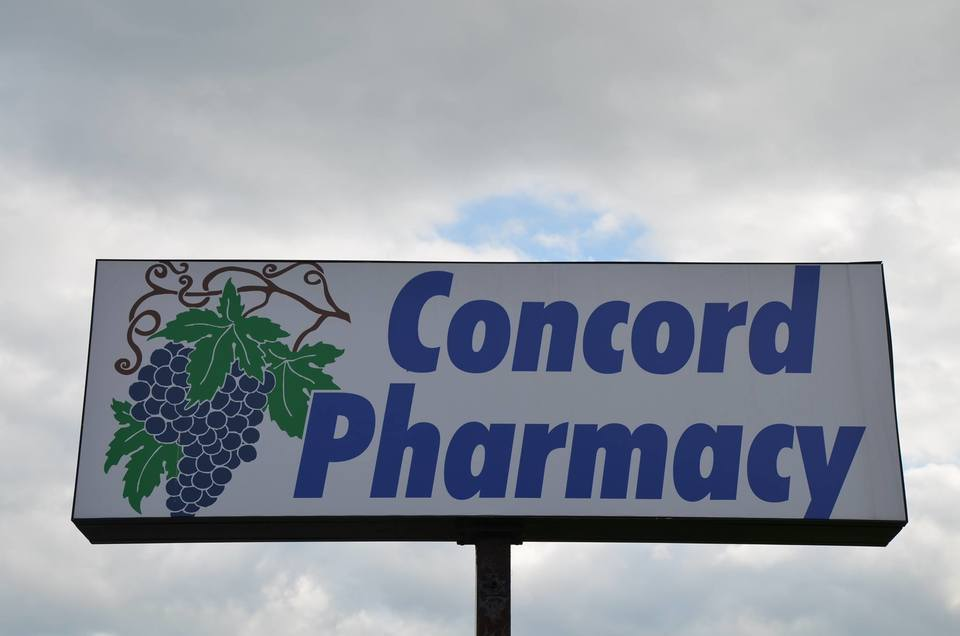 Concord Pharmacy; Rt. 60, Fredonia, NY