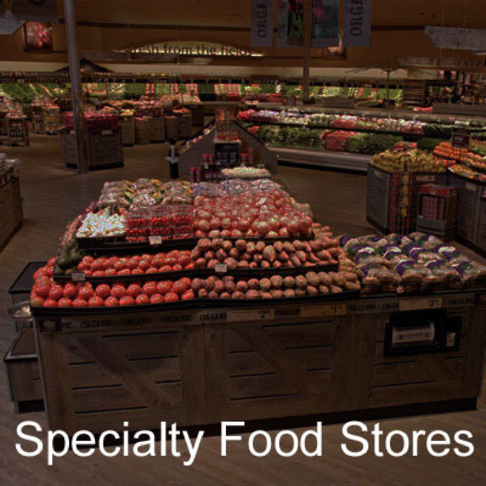 Specialty food store copy