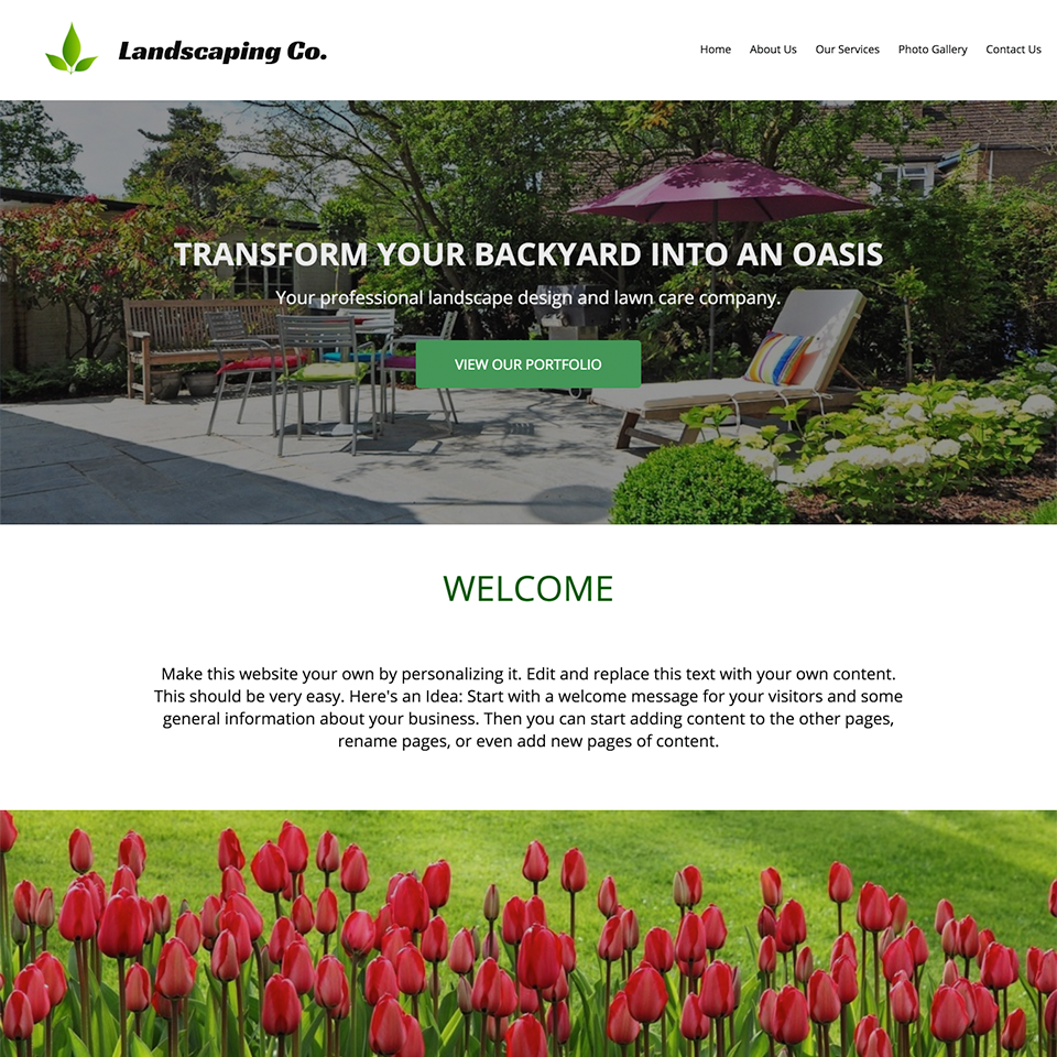 Landscaping website design theme20171102 23296 1h6aear