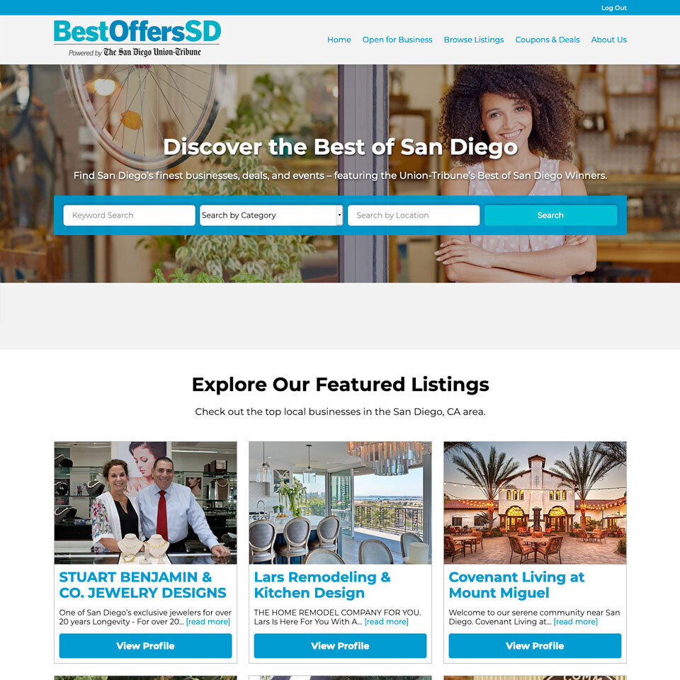 Best offers directory