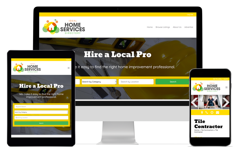Ideal Directories - Directory Website Themes - Business