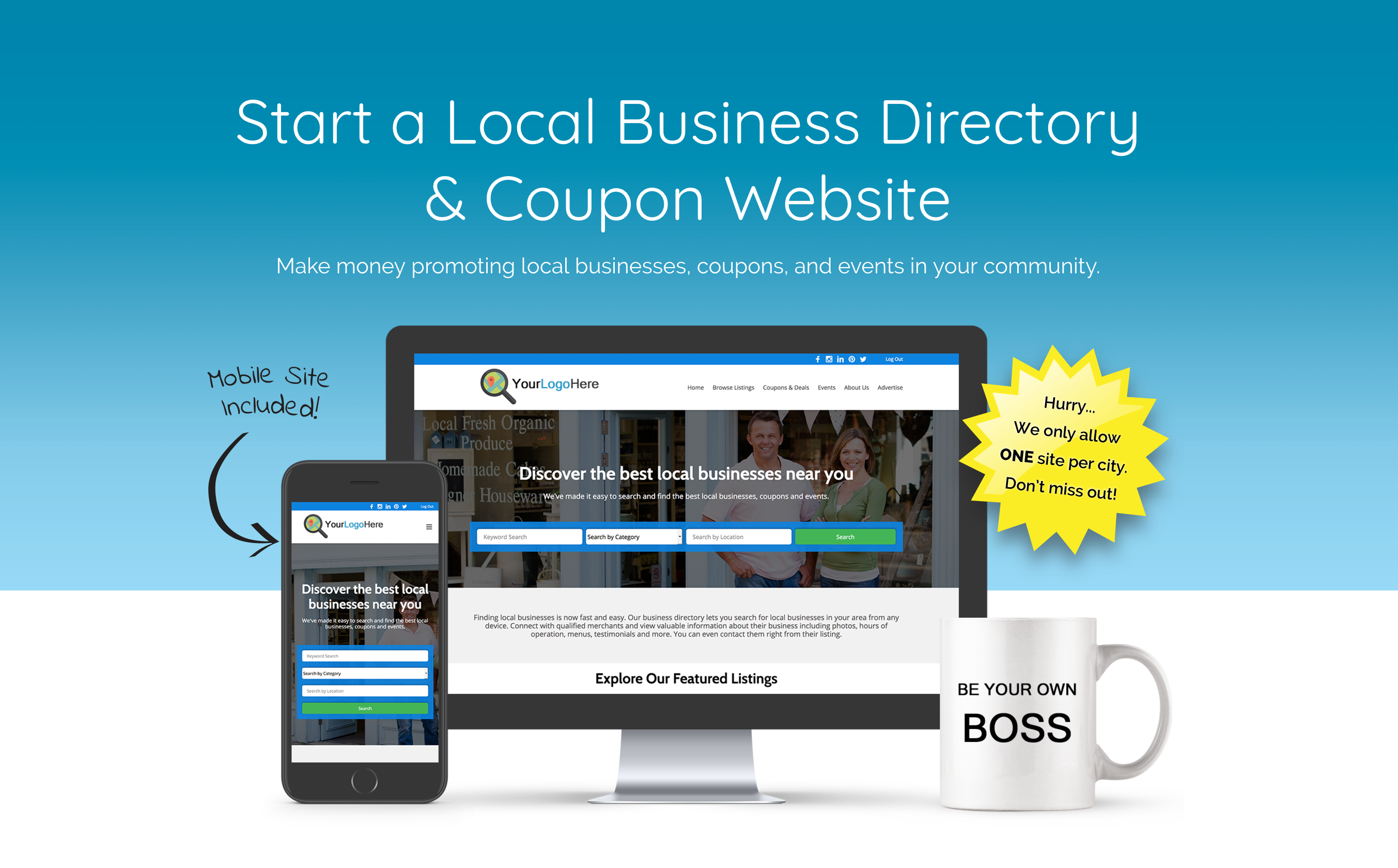 Ideal Directories Business Opportunity