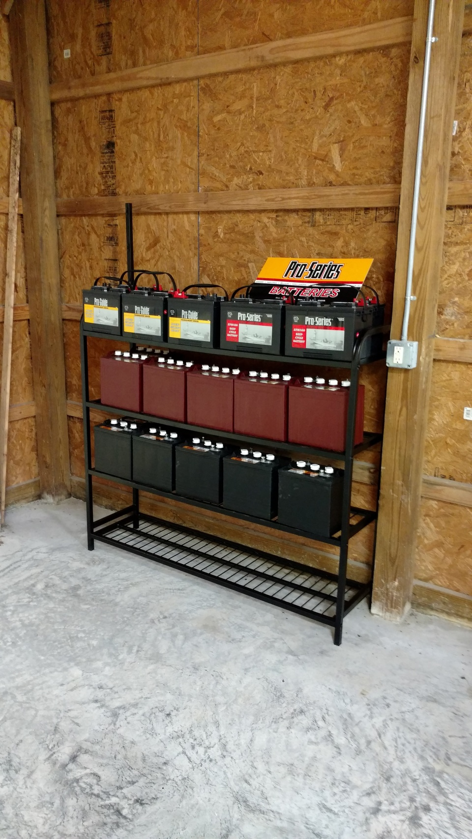 Batteries for boats golf carts and vehicles original