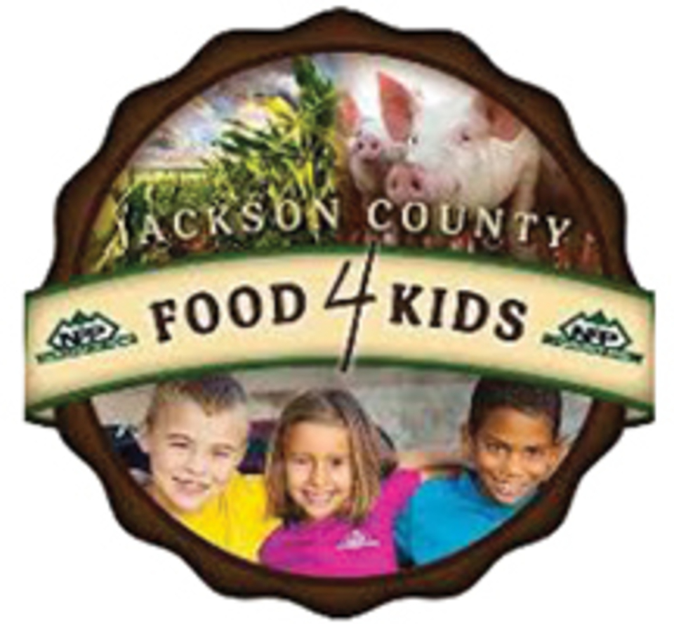 Food 4 kids logo 216x200 pixels