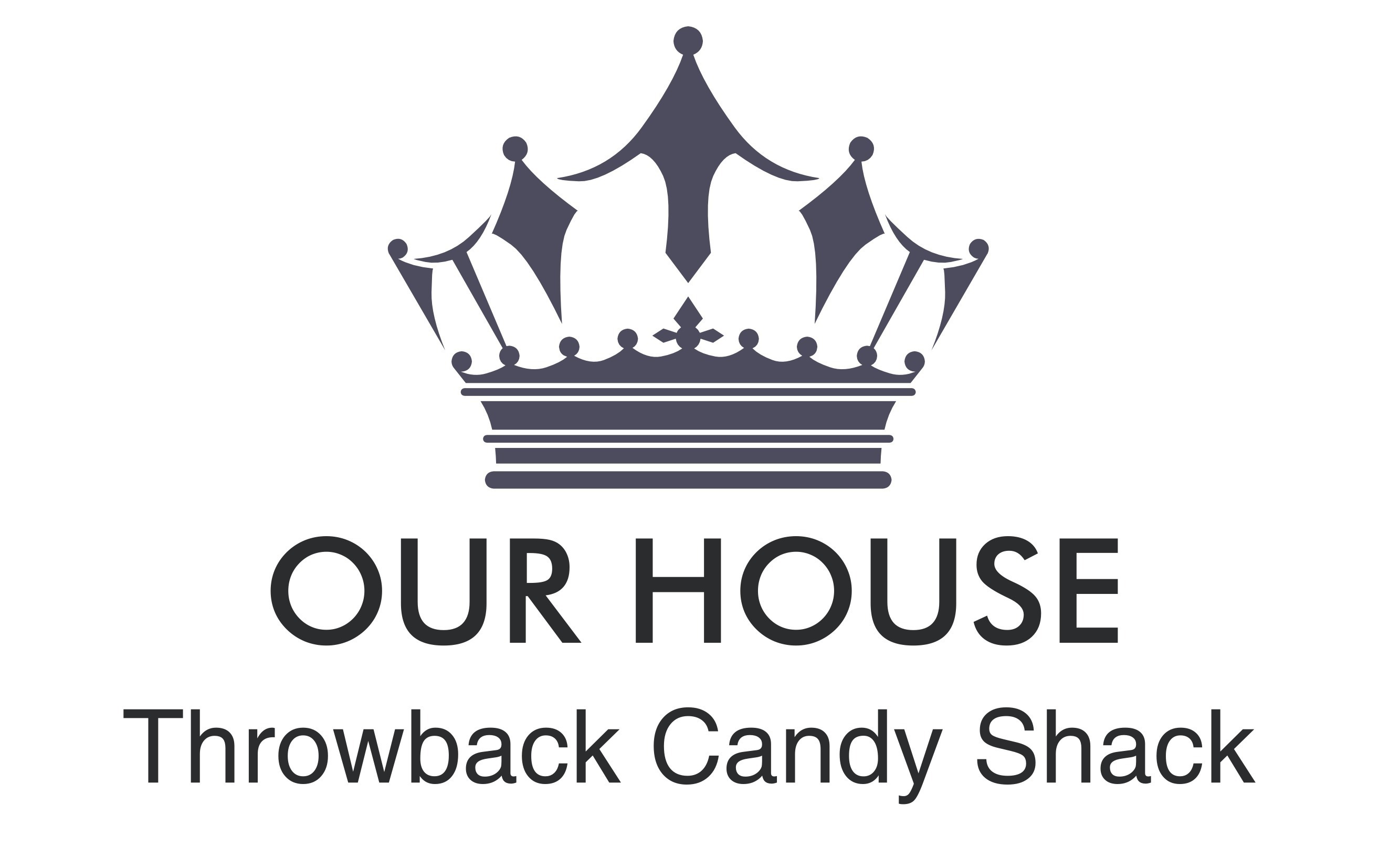 OUR HOUSE Throwback Candy Shack Inc