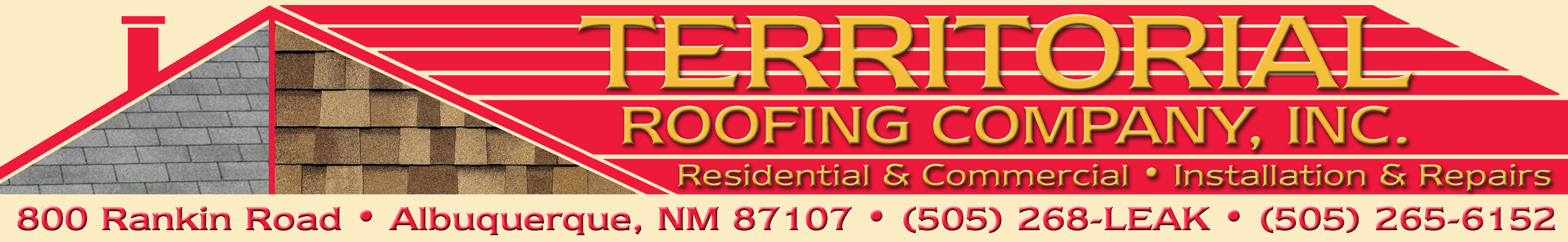 Territorial Roofing Company, Inc.