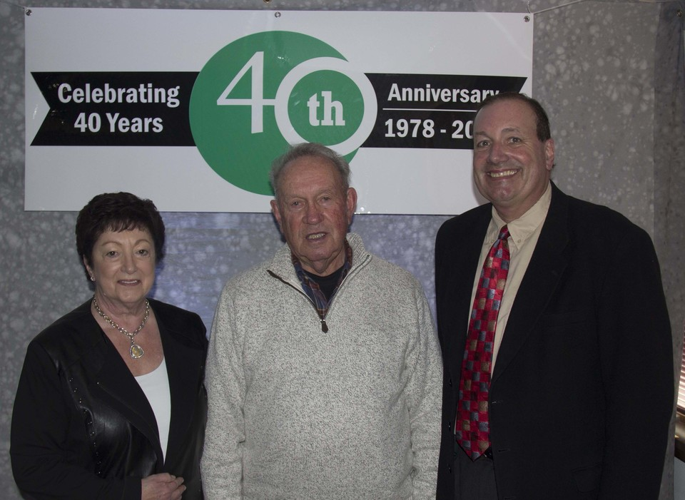 Cleary Building Corp. Celebrates 40 Years in Business!
