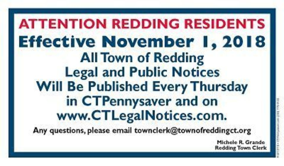 Town of redding dac 11 opt