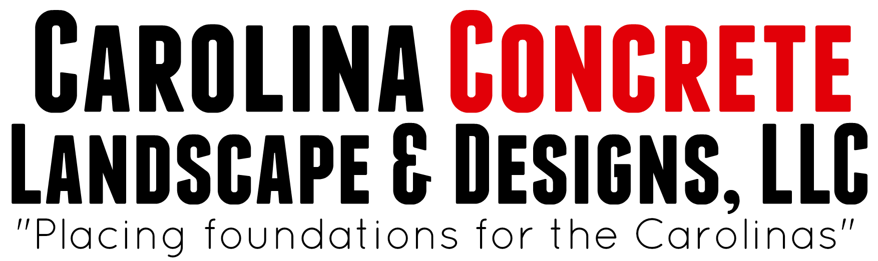 Carolina Concrete & Landscape Design