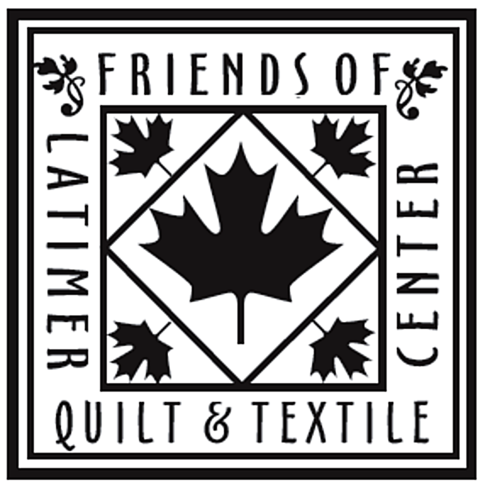 Membership with the Latimer Quilt and Textile Center