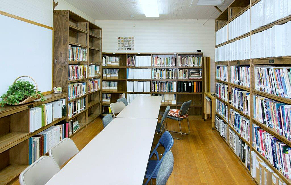 Latimer Quilt and Textile Center Library