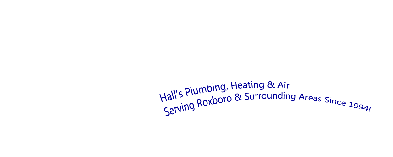 Hall's Plumbing Heating & Air