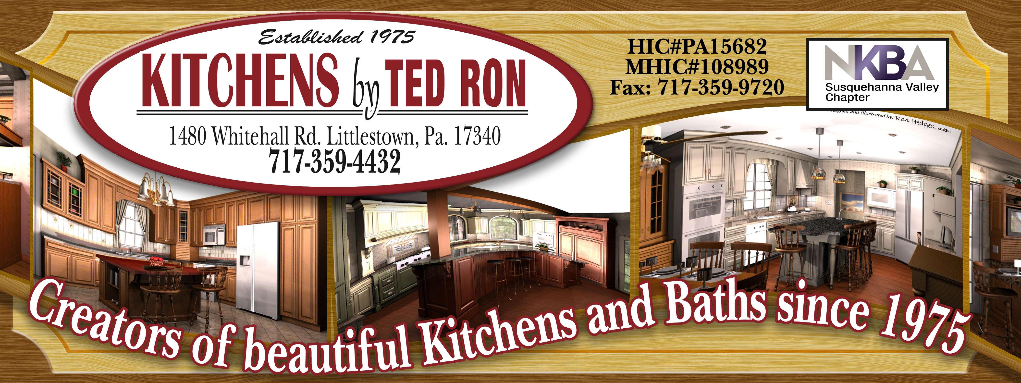 Kitchens by TedRon