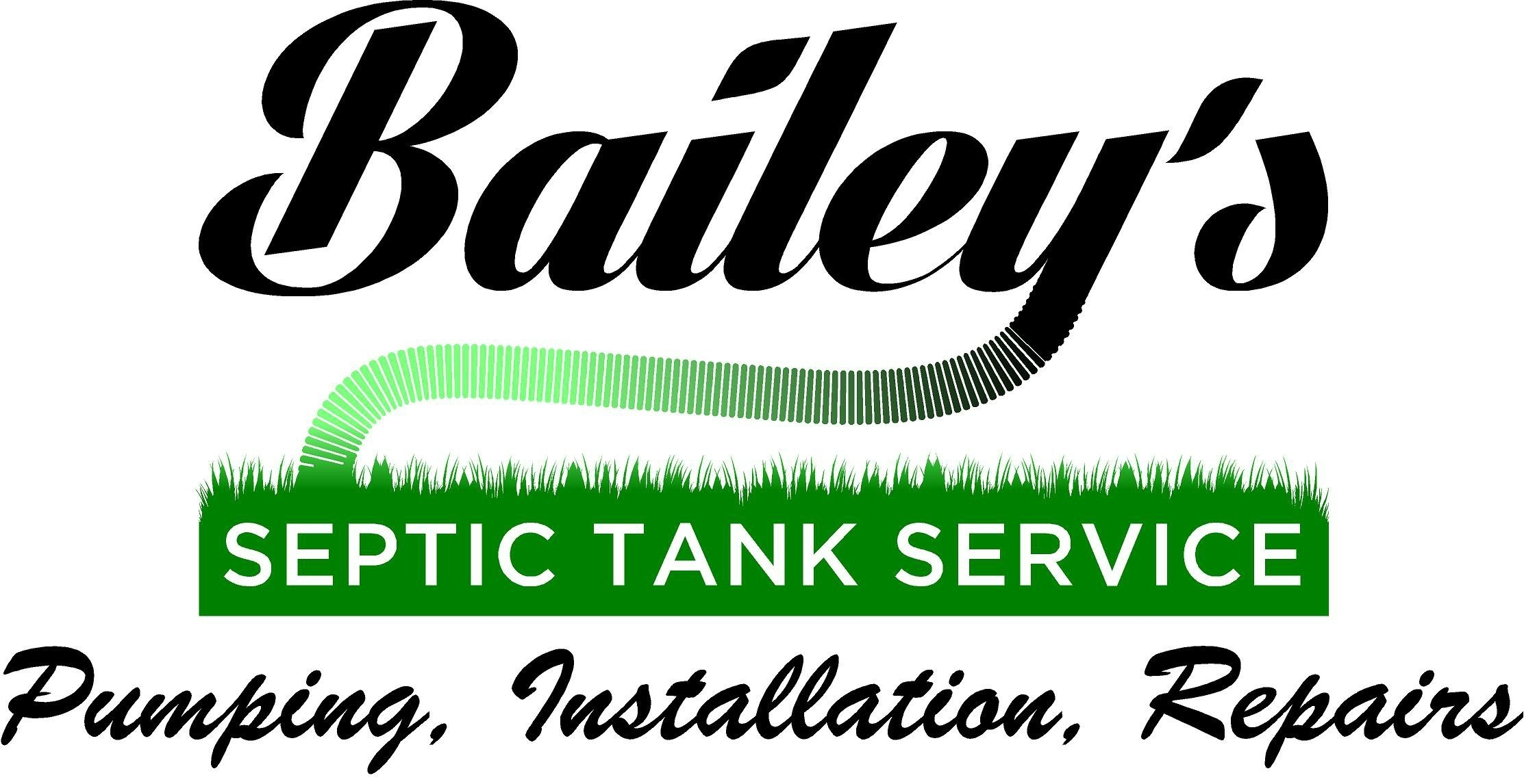 Bailey's Septic Tank Service