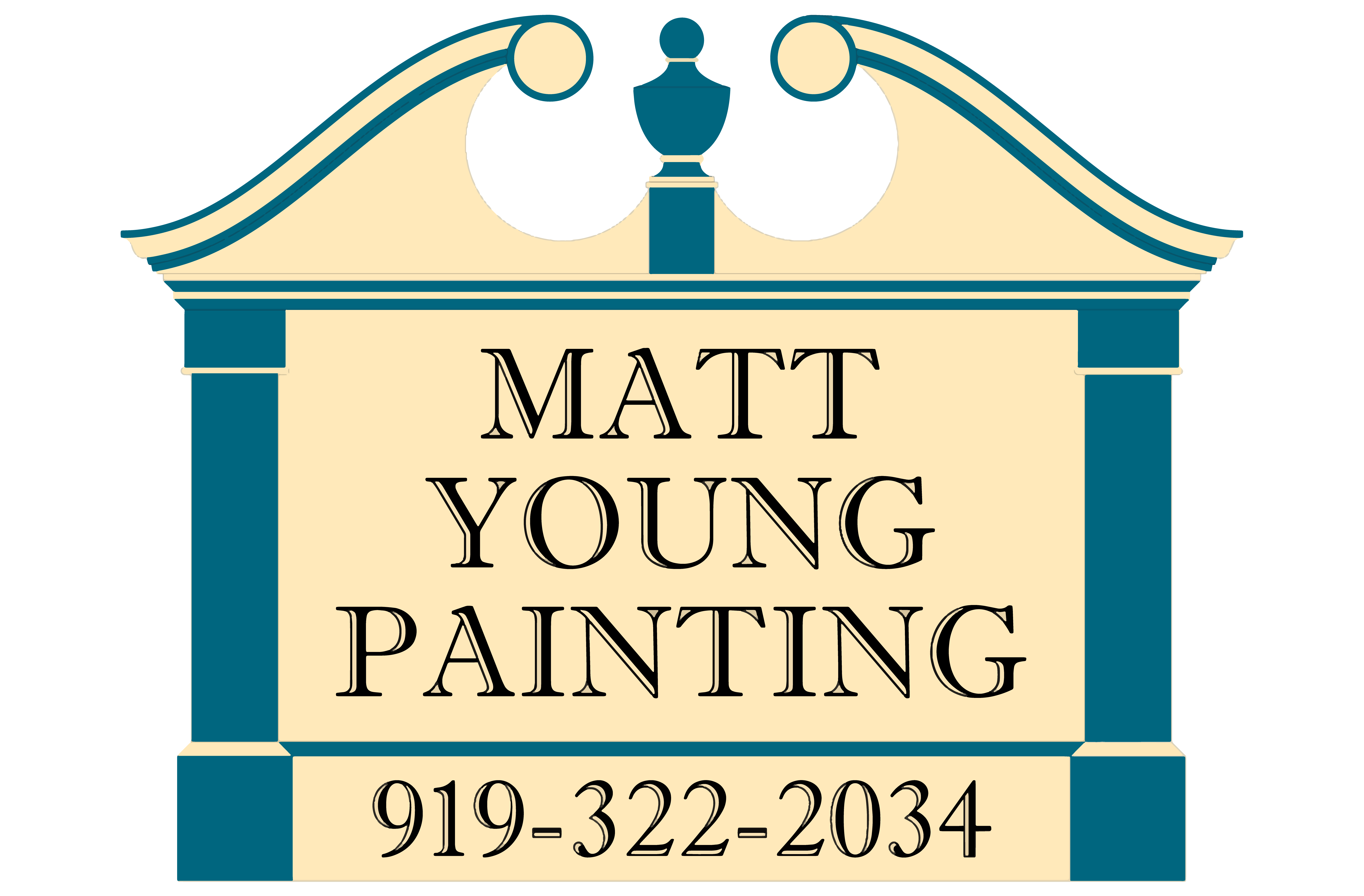 Matt Young Painting