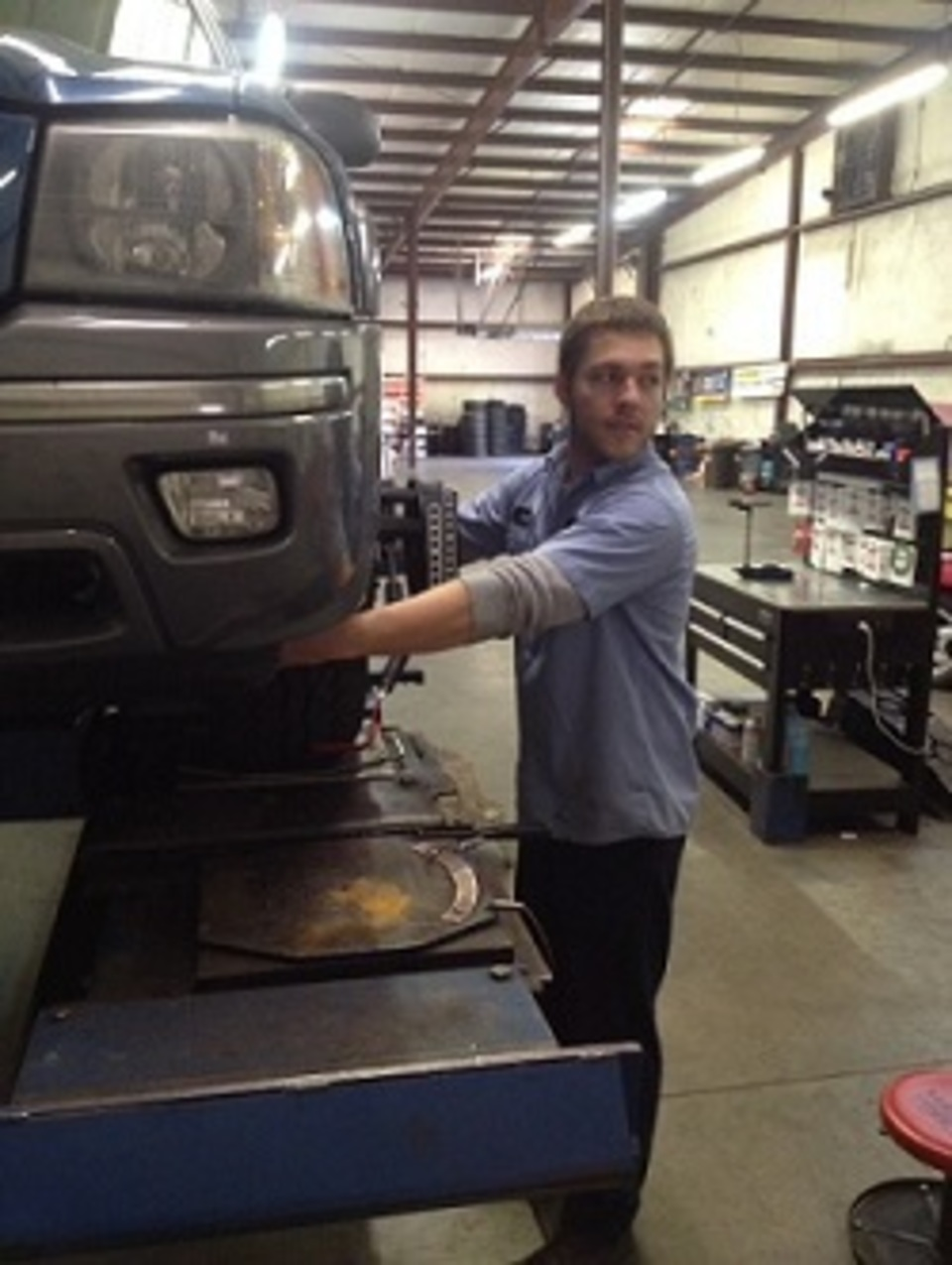 Meet our Service Technician, Shane Tyrolf: