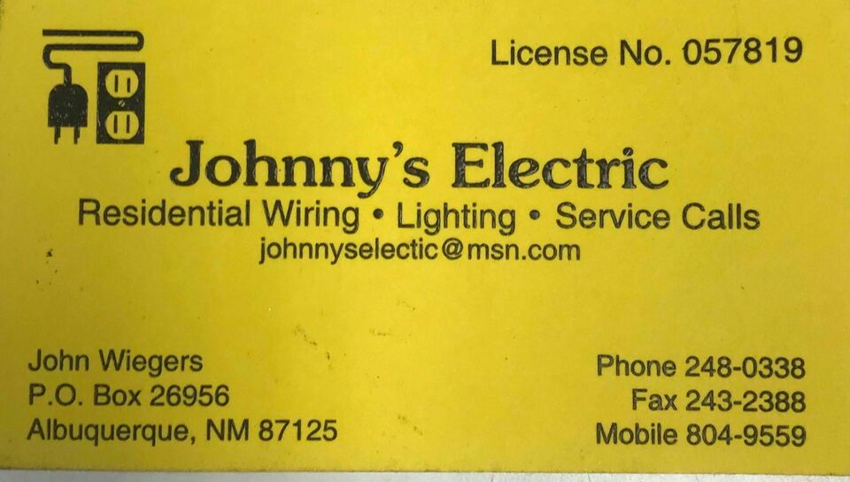 Johnnys electric