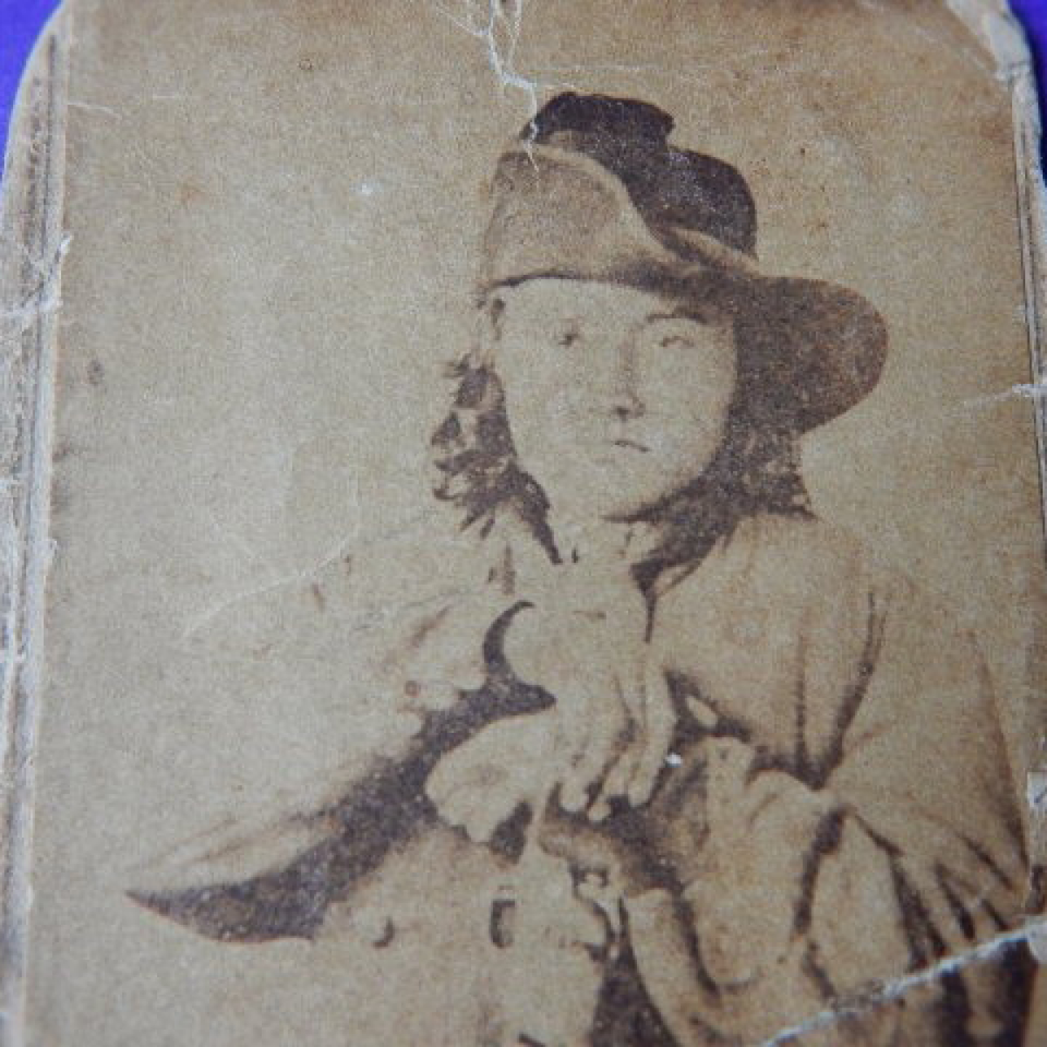 Original cdv  confederate jerome clarke sue mundy files1020170912 30295 t1k5yk