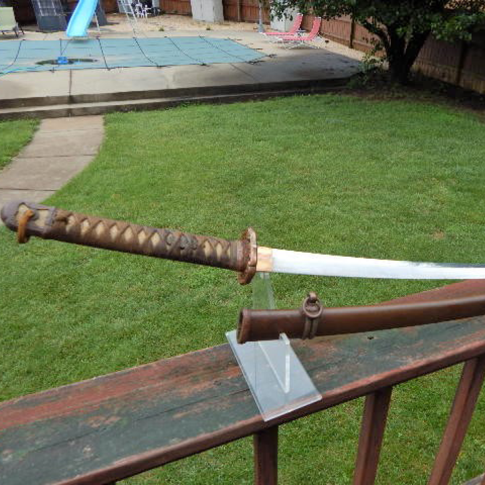 Japanese officer's wwii katana sword scb. signed files1420170912 25600 1ktsgw9