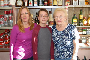 Shirley reaches 40-year milestone at Coastal Liquors