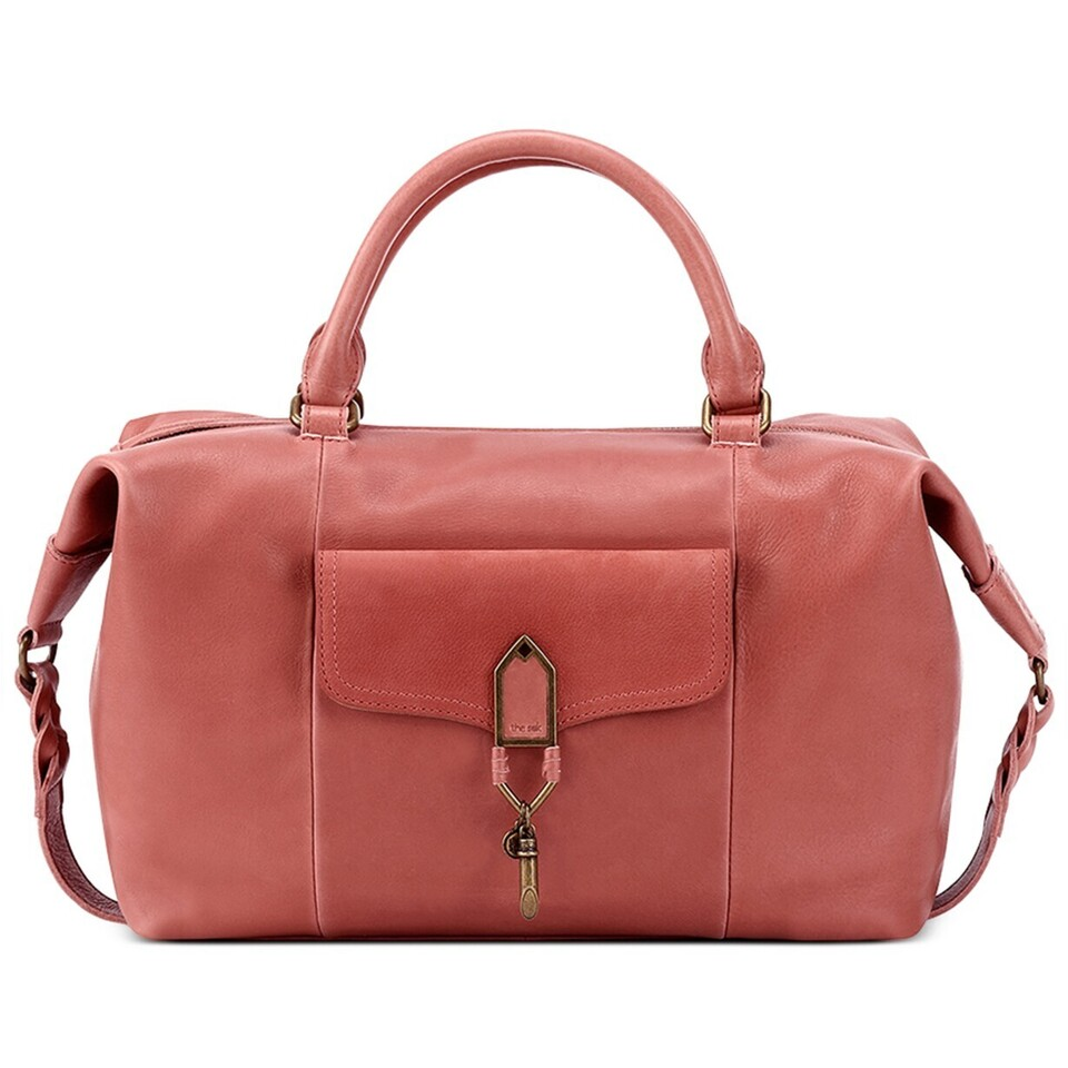 The sak sierra leather convertible satchel