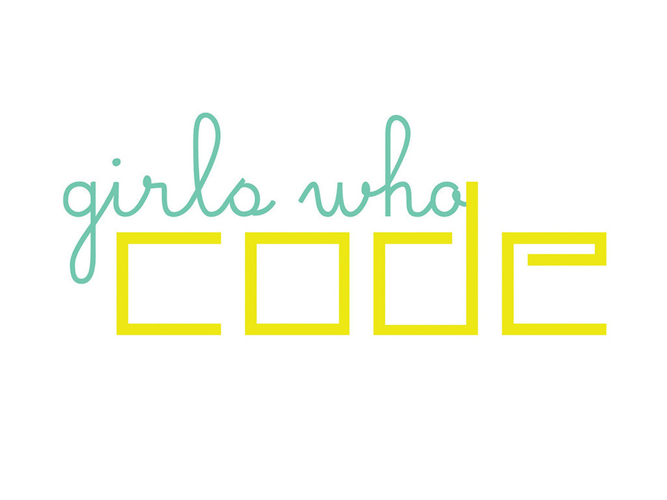 Girls who code logo