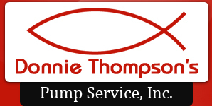 Donnie Thompson Pump Service
