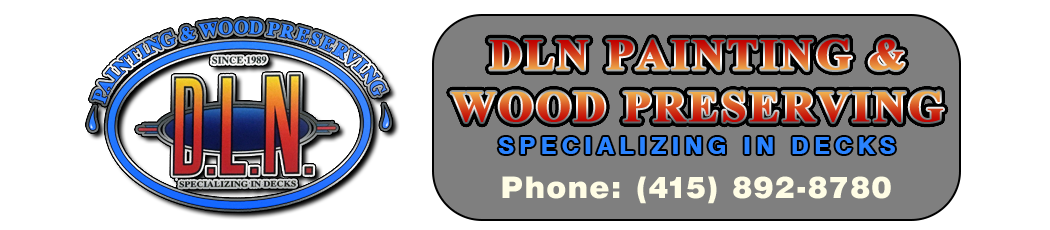 DLN Painting & Wood Preserving