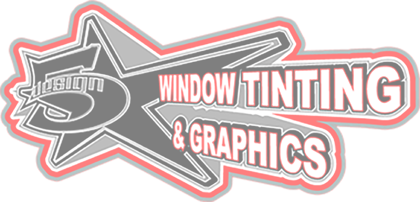 5 Star Window Tinting & Graphics
