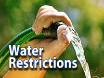 City of Santa Anna Water Restrictions