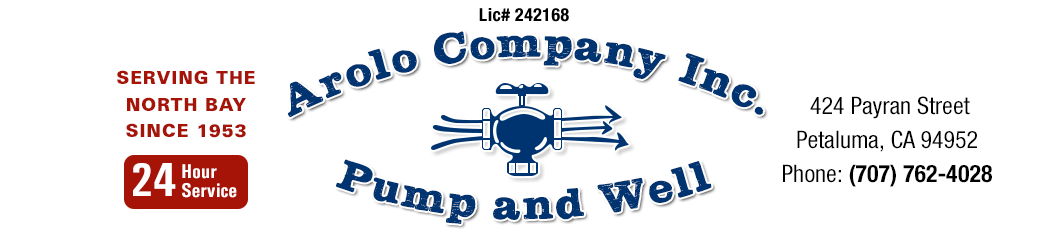 Arolo Company Inc Pump and Well