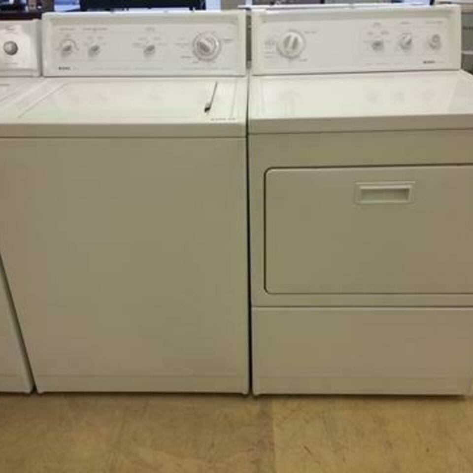 H appl washer dryer
