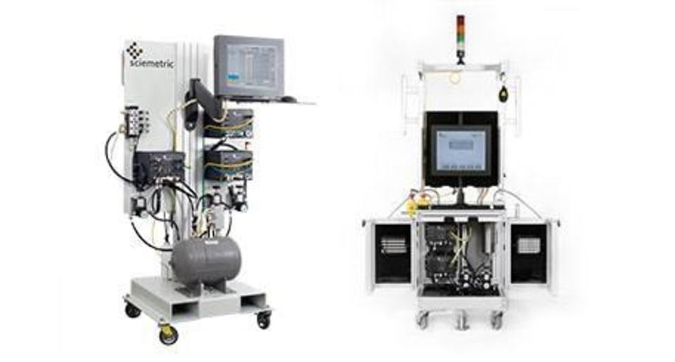 Custom machines sciemetric