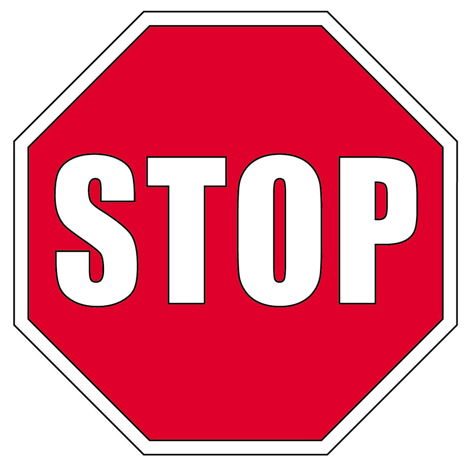 Stop Sign Installation