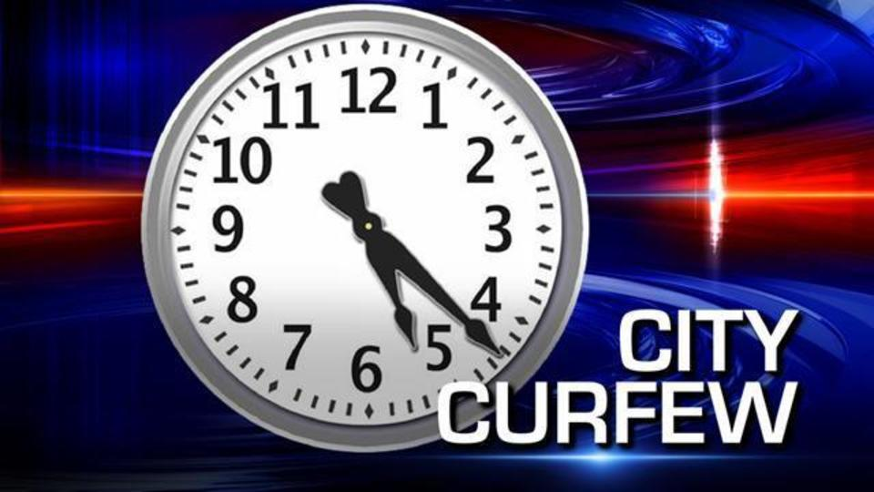 City Curfew