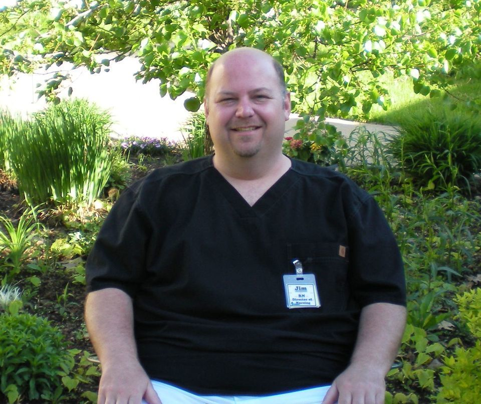 James Preston, RN - Director of Nursing