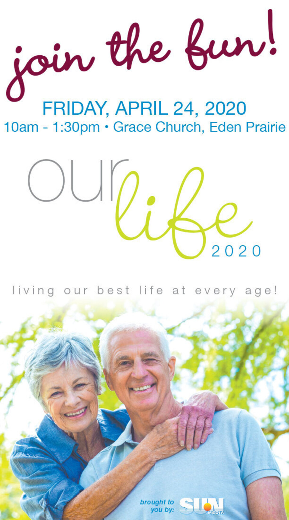 Ourlife2020 jointhefun