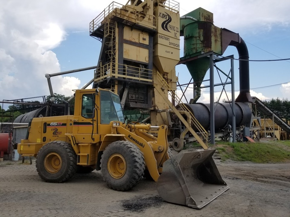 Asphalt Production