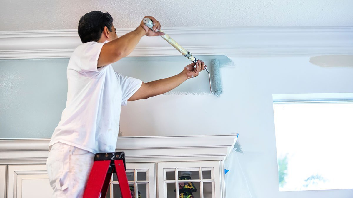 . Charlotte NC Best Interior Painting Contractor   AJ Painting