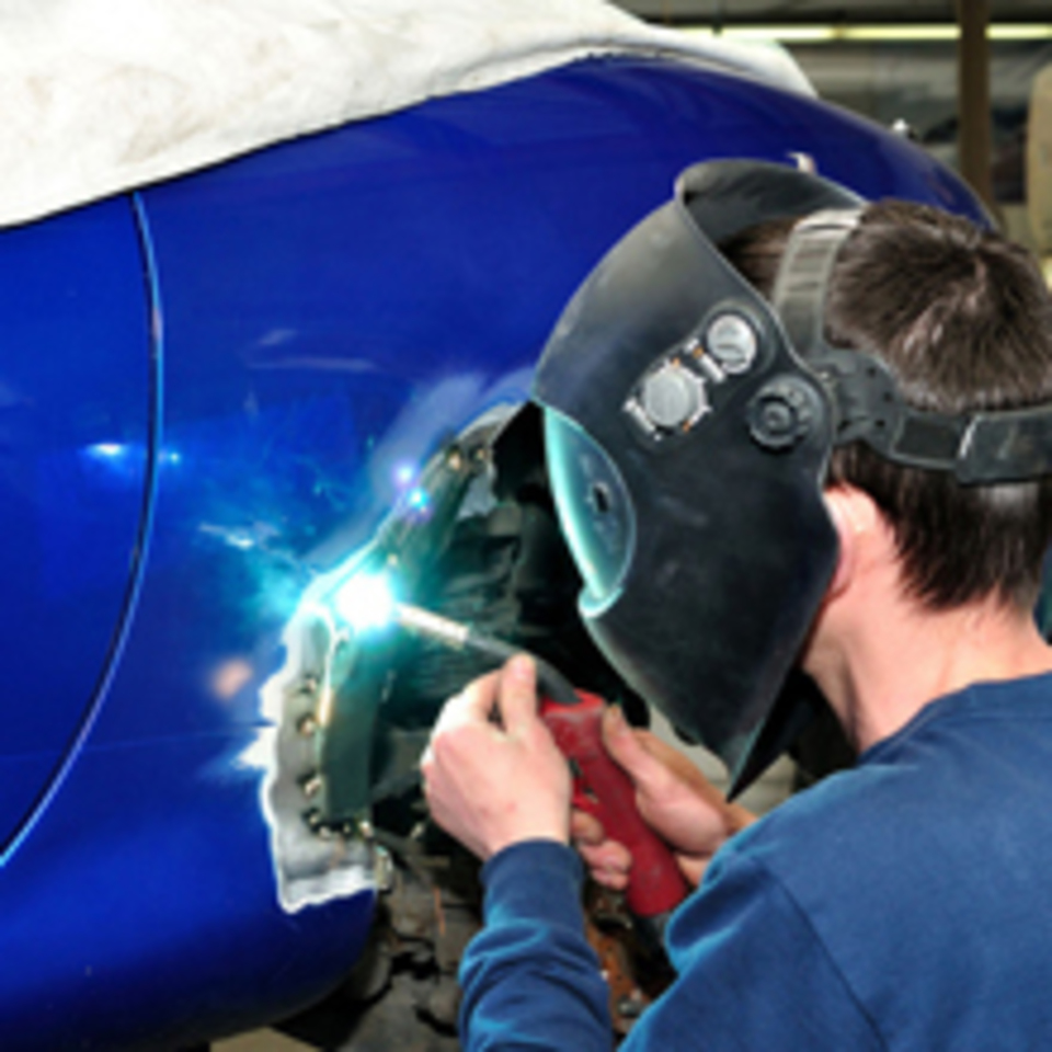 Providing Collision Repairs for 16 Years