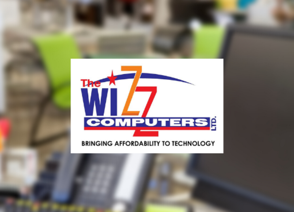 Wizz computers new logo