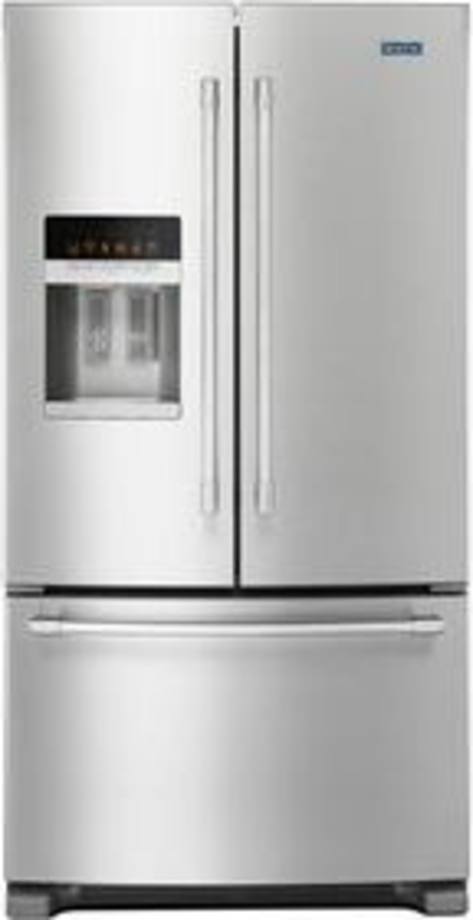 Maytag® 36- Inch Wide French Door Refrigerator with PowerCold® Feature