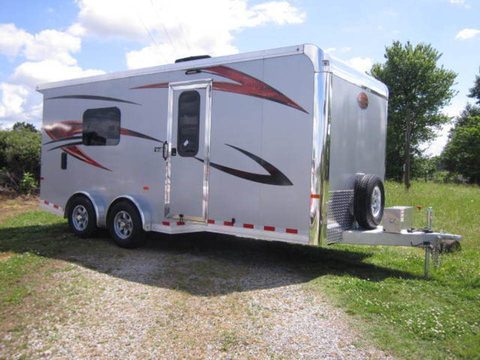 2018 Sundowner Toy Hauler 1876 - S378