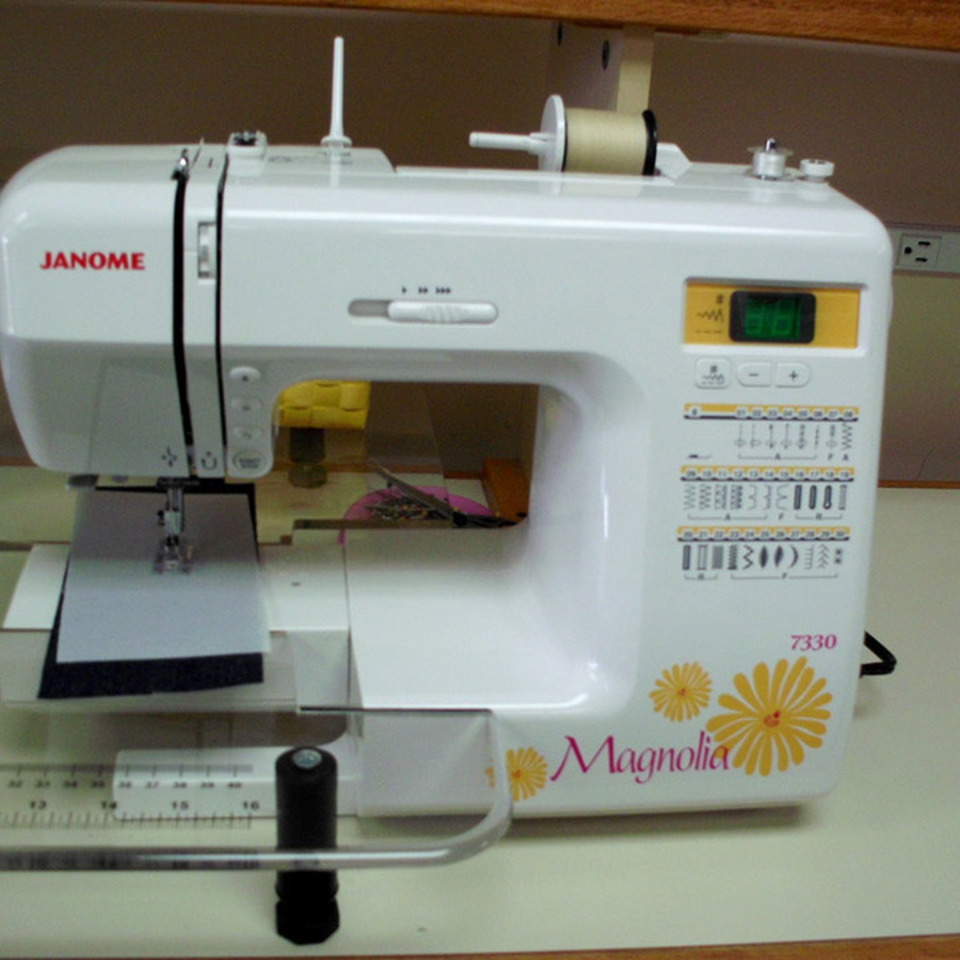 Janome magnolia sewing machine 220140711 19323 5t1c4g