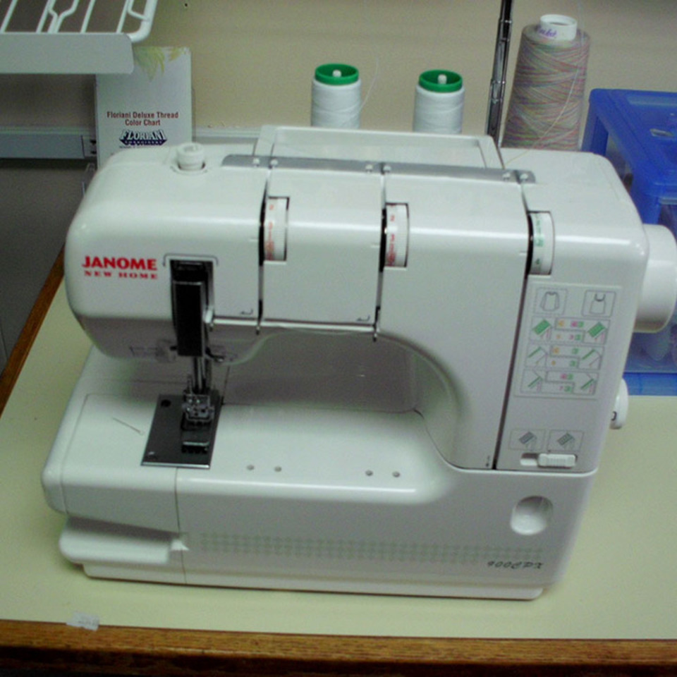 Janome sewing machine 720140711 19323 k2pmew
